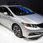 Honda представила оновлений седан Civic