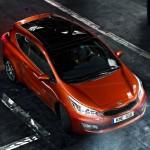 «Заряджений» KIA cee'd буде повільніше VW Golf GTI