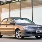 Mitsubishi Lancer — найнадійніший автомобіль за останні 15 років