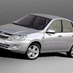 В наступному році Lada Granda випускає модель Datsun