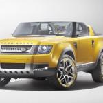 Land Rover DC100 в недалекому майбутньому піде в серію