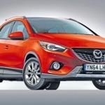 Mazda створить міні-кросовер CX-3