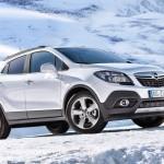 Кросовер Opel Mokka привезуть в Україну навесні