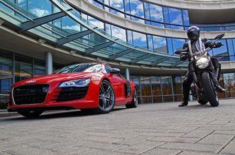 Audi придбала компанію Ducati - виробника спортивних мотоциклів