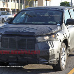 З'явилися перші шпигунські фото нового Toyota Highlander