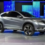 Детройт-2013. Honda виставила свого бійця в класі «компакт-кросовер»