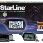 Starline Twage Moto v7 – оптимальная сигнализация для мотоцикла